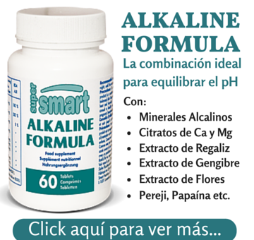 Alkaline Formula