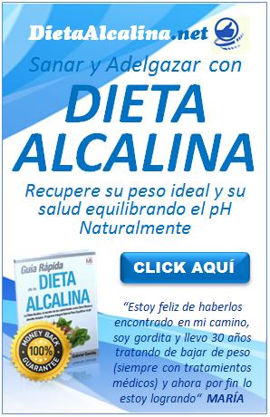 que es dieta alkalina