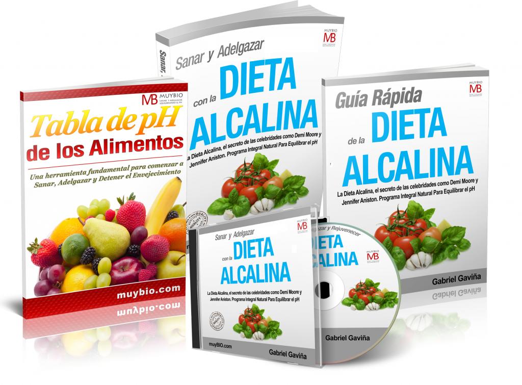 Sanar y Adelgazar con La DIETA ALCALINA