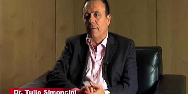 Simonccini y cáncer